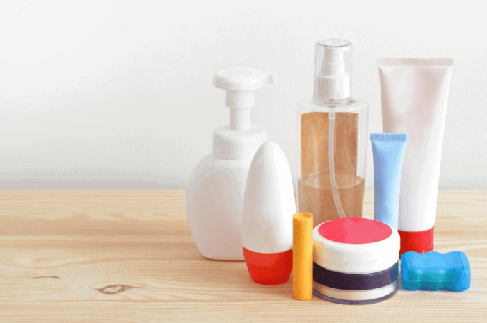Reasons for the high demand for toiletry and cosmetics products